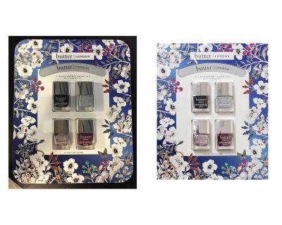 Butter London 4 Piece Patent Shine 10x Nail Lacquer Set