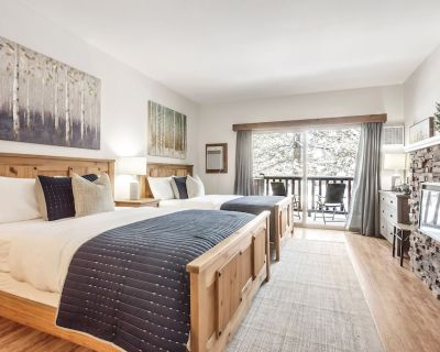 The Pines at Prospector-Designer Updated-Reasonable Winter Rates - Park City