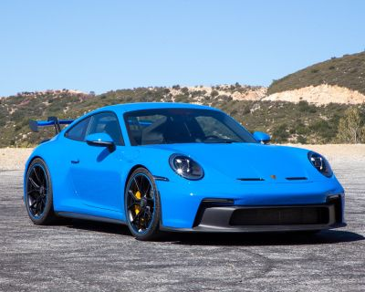 2022 Porsche GT3 - Early Delivery