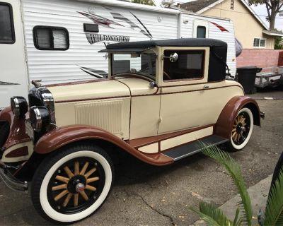 1928 Pontiac Coupe