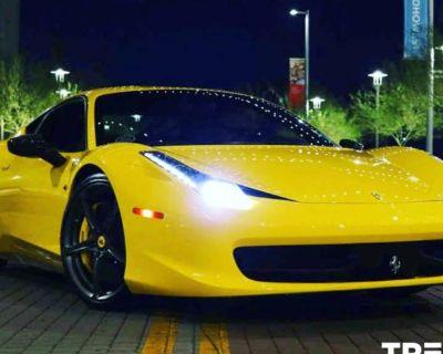 2013 Ferrari 458 Italia Italia