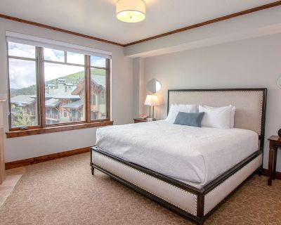 The Canyons - Escala King Hotel Suite - Park City