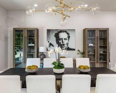Villa Edra - Modern Luxury in the Heart of Beverly Hills - Los Angeles