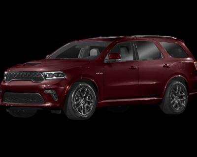 New 2021 Dodge Durango GT With Navigation & AWD