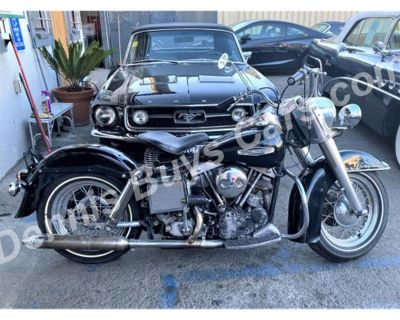 1966 Harley-Davidson FLH