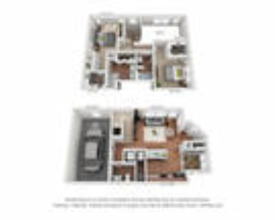 Ironhorse Apartments - Two Bedroom Townhome