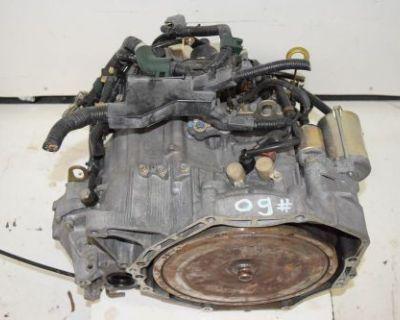 2002-2004 Honda Odyssey 3.5l V6 Sohc Vtec Automatic Transmission Jdm J35a Byba