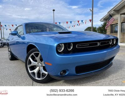 Used 2016 Dodge Challenger 2dr Cpe R/T Plus