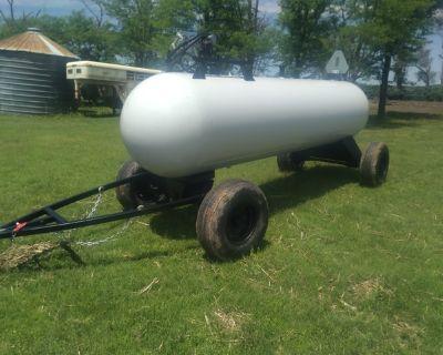 Fuel Trailer Barrel Tank Storage Deisel Gas $2,500 Cash
