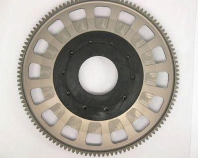 "Mazda Rotary Aluminum Flywheel For 4.5"" Clutch (11 3/4"" Diameter, Fc3s, Fb, Rx7)"