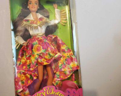 Country Western Star Barbie