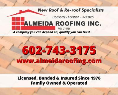 Foam Roofing In Phoenix, Arizona