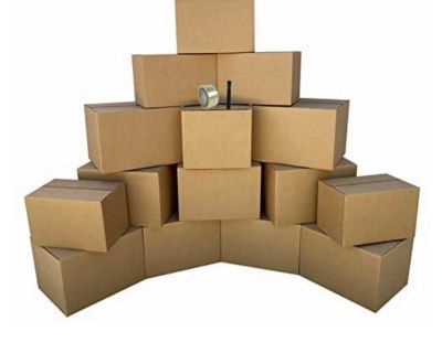 Free moving boxes.