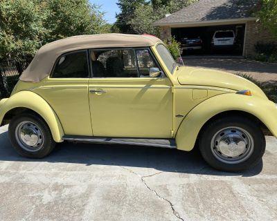 1969 Volkswagen Super Beetle