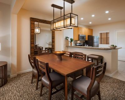2Bed Villa Coachella Stagecoach Major Events - Westin Mission Hills Palm Springs - Rancho Mirage