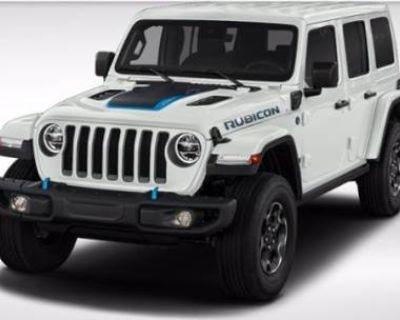 2021 Jeep Wrangler Sahara High Altitude 4xe