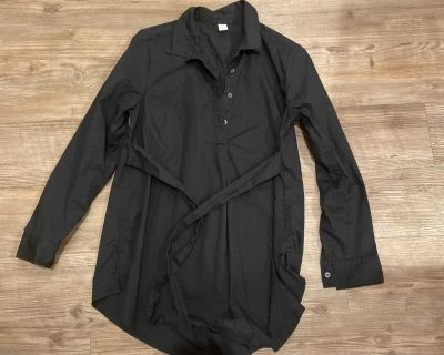Small black old navy maternity blouse