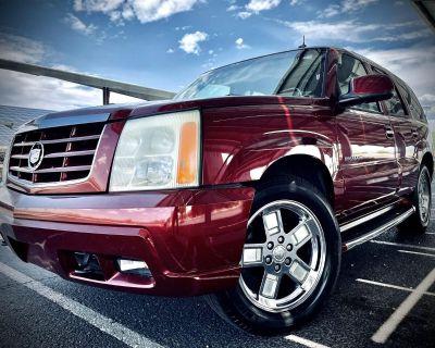 2003 Cadillac Escalade Sport Utility 4D