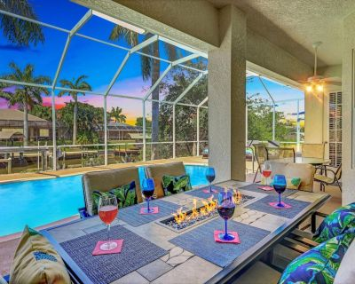 Spacious Gulf Access 4 Bed/4 Bath Pool/Spa Home with Games Room - Pelican