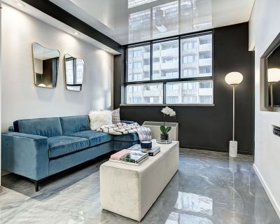 Beautiful apartment for couple's getaway in the heart of Downtown Montreal - Shaughnessy Village