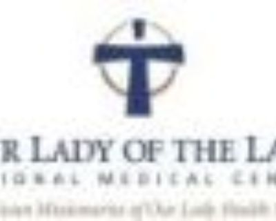 VP Patient Care Services, Our Lady of the Lake Children's Hospital