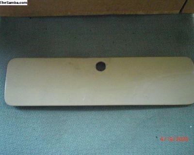 Glove box door