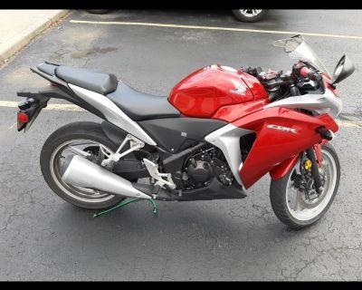 2012 Honda CBR 250R