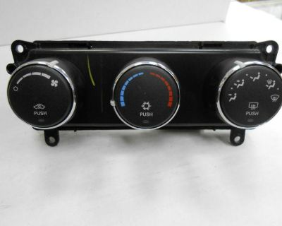 2008 Chrysler Town & Country Oem Climate Control Heater A/c Free Shipping!