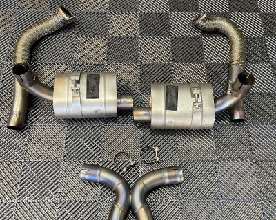 718 Agency Power Catback Exhaust