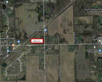 General Commercial Vacant Land Willis MI