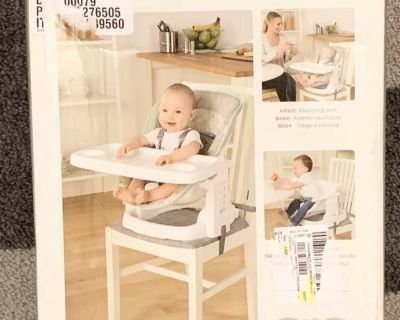 Ingenuity high chair booster seat