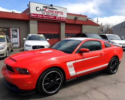 Used 2012 Ford Mustang Boss 302