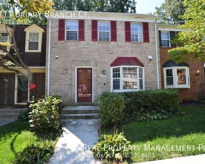 Beautifully renovated 3 Bedroom Townhouse For Rent in the Heart of Reston!
