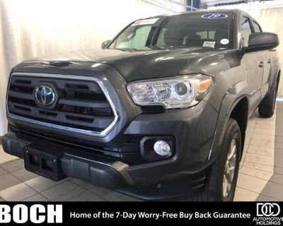 Used 2019 Toyota Tacoma Double Cab 6' Bed V6 AT (GS)