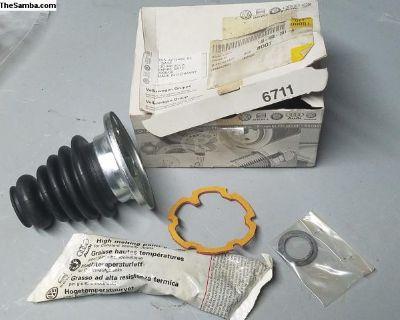 NOS Golf Jetta Beetle CV Boot Kit 1J0498201A