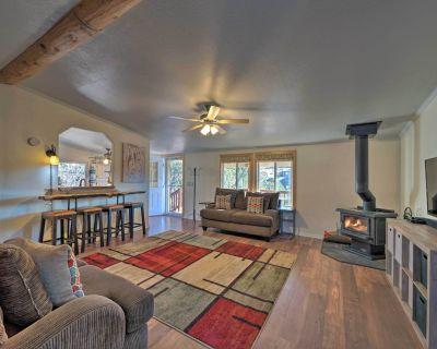Cozy Home w/ BBQ & Deck - 19 Mi to Ski Apache! - Alto