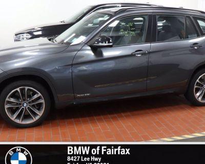 2014 BMW X1 35i