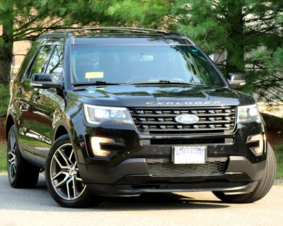 Used 2016 Ford Explorer 4WD 4dr Sport NAVIGATION LEATHER DUAL MOON ROOF