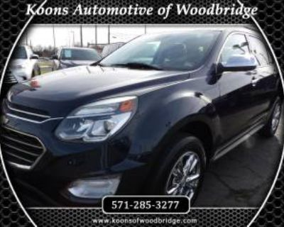 2017 Chevrolet Equinox LT with 1LT AWD