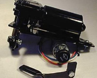 Chevrolet 1942-1948 Electric Wiper Motor -12v, 2-speed With Park Position
