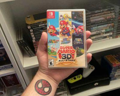Super Mario 3D All-Stars : Nintendo Switch