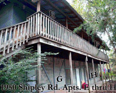 Apartment Rental - 1950 Shipley Rd Apt G