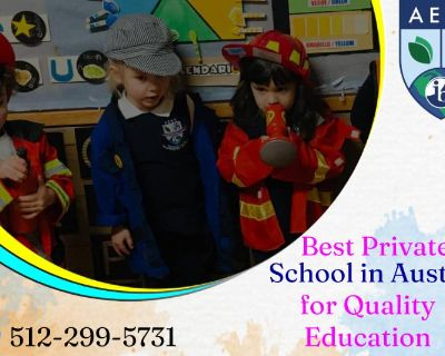 Best Private School in Austin for Quality Education