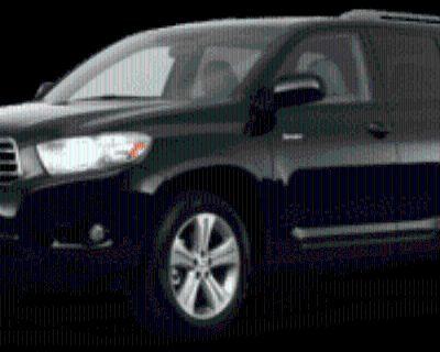 2010 Toyota Highlander Limited V6 4WD