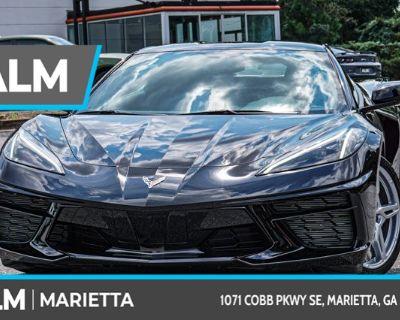 Pre-Owned 2021 Chevrolet Corvette Stingray RWD 2D Coupe