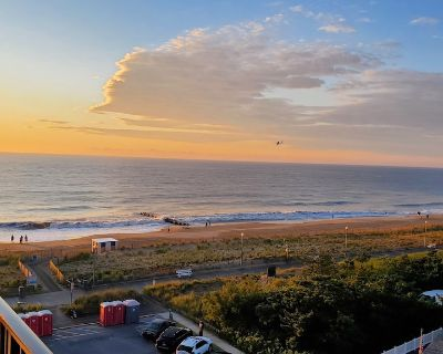 New Listing July 2021! Ocean Front Condo With a Rooftop Pool! - Rehoboth Beach