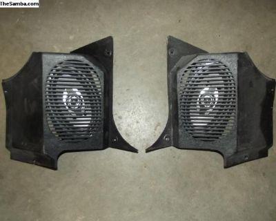 Porsche 914 Factory Radio Speakers