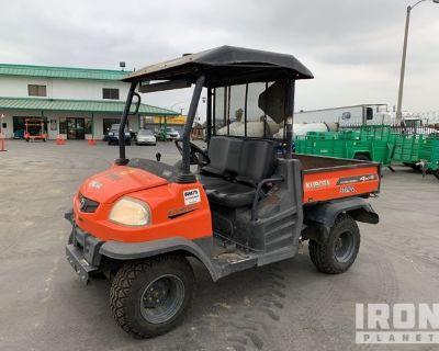 2013 (unveriifed) Kubota RTV900 4x4 Utility Vehicle