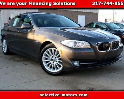 Used 2012 BMW 5-Series XI