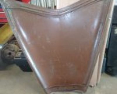 38/9 Ford Truck Hood & Sides